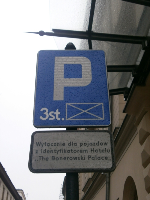 "Ile gwiazdek ma ""hotel the Bonerowski Palace""?"