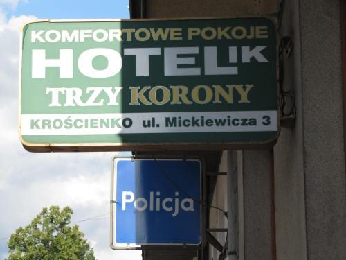 HOTELik i Policja cz. 1