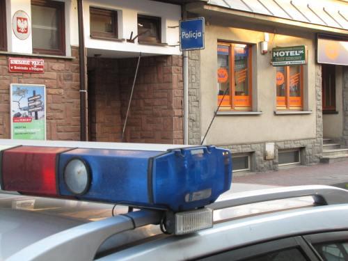 HOTELik i Policja cz. 2