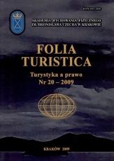 P. Cybula (red.), Turystyka a prawo