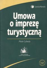 P. Cybula, Umowa o imrezę turystyczną
