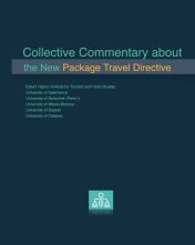 Collective Commentary about the New Package Travel Directive